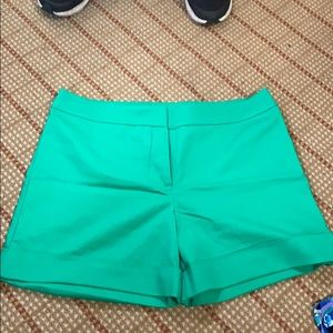 Gibson Latimer green shorts , super soft NWOT